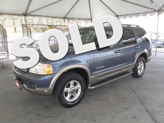 2002 Ford Explorer Eddie Bauer This particular Vehicle comes with 3rd Row Seat Please call or e-m