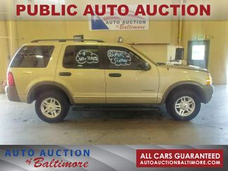 2002 Ford Explorer XLS   JOPPA, MD   Auto Auction of Baltimore  in Joppa MD