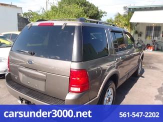 2002 Ford Explorer XLT Lake Worth , Florida 2