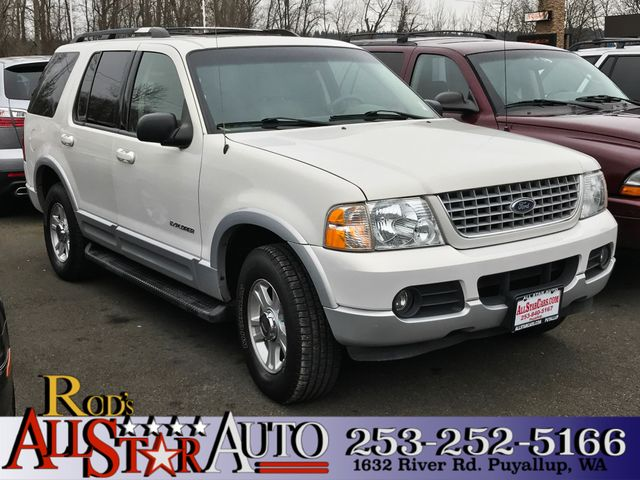 2002 Ford Explorer Limited 4WD The CARFAX Buy Back Guarantee that comes with this vehicle means th