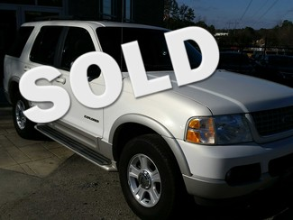 2002 Ford Explorer Limited Raleigh, North Carolina