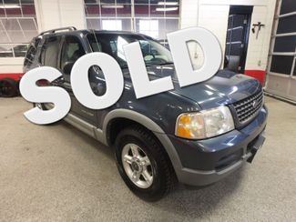 2002 Ford Explorer Xlt 4X4 STRONG RUNNER, NEW TIRES PRICED TO FLY! Saint Louis Park, MN