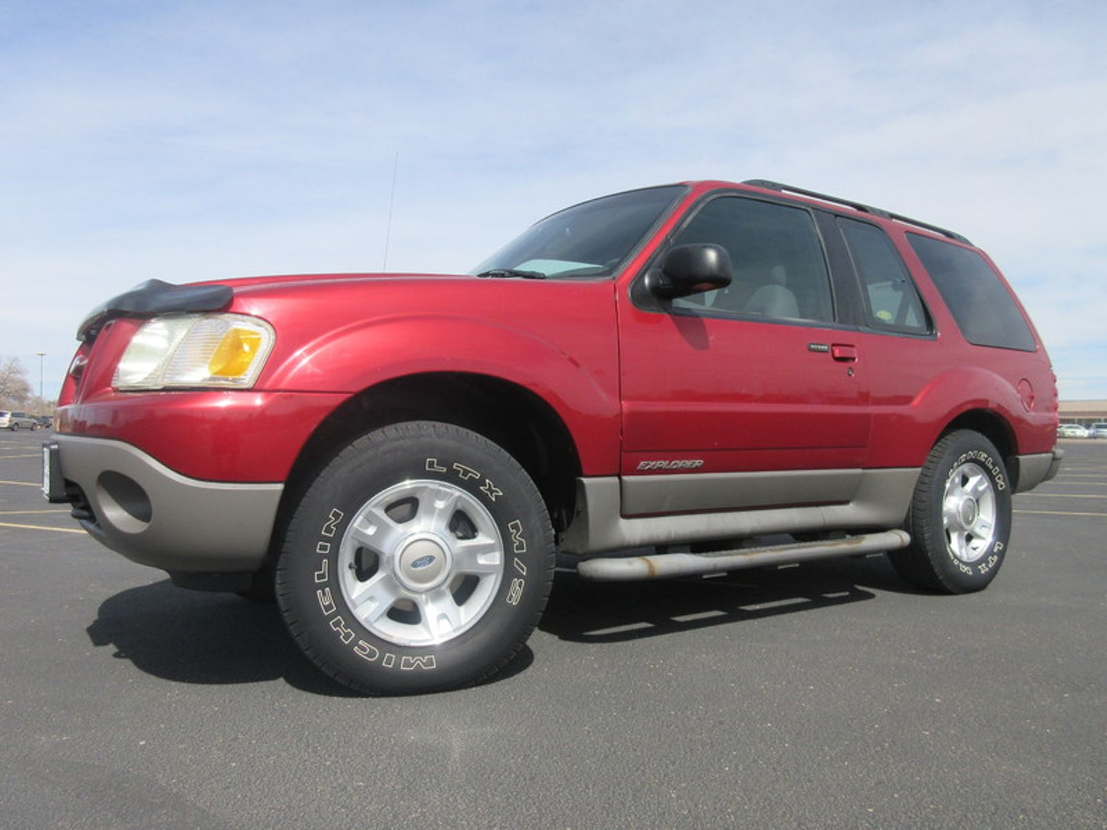 2002 Ford Explorer Sport 2Door 4X4 Fultons Used Cars Inc