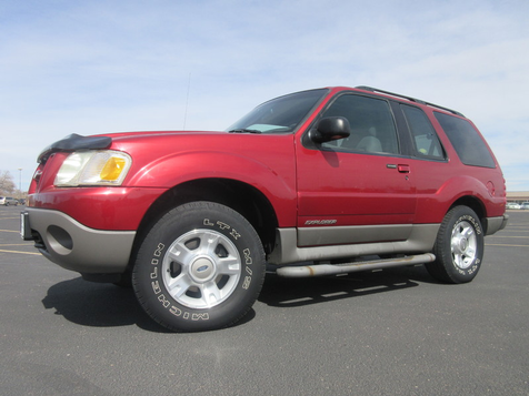 2002 Ford Explorer Sport 2-Door 4X4 in , Colorado