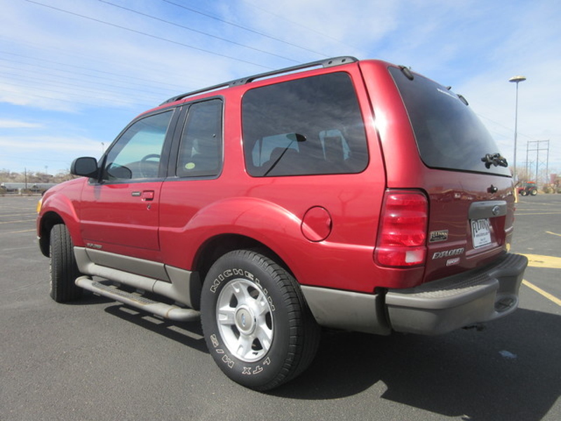 2002 Ford Explorer Sport 2-Door 4X4  Fultons Used Cars Inc  in , Colorado