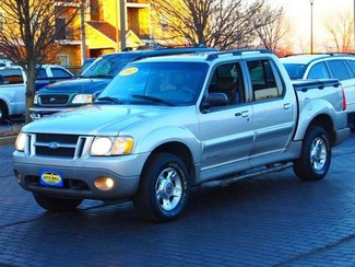 2002 Ford Explorer Sport Trac Value | Champaign, Illinois | The Auto Mall of Champaign in  Illinois