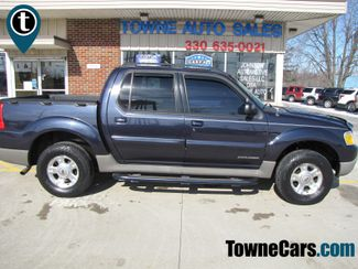 2002 Ford Explorer Sport Trac Value   Medina, OH   Towne Auto Sales in Ohio OH
