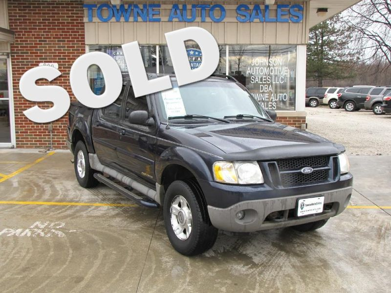2002 Ford Explorer Sport Trac Value | Medina, OH | Towne Cars in Medina OH