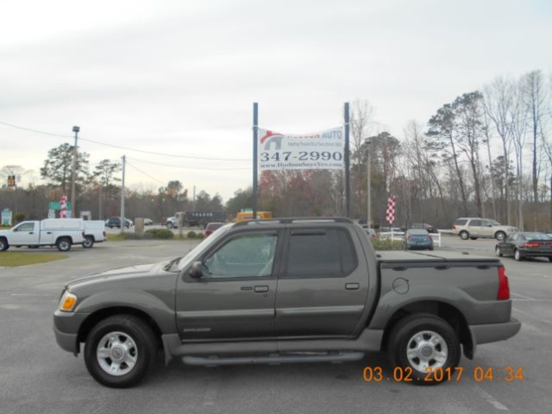 2002 Ford Explorer Sport Trac 2WD Choice in Myrtle Beach South Carolina