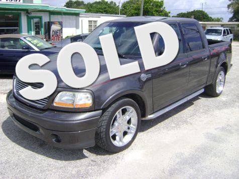 2002 Ford F-150 Harley Davidson SUPERCHARGED in Fort Pierce, FL