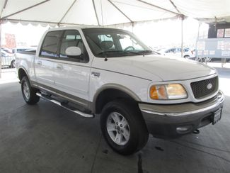 2002 Ford F-150 Lariat Gardena, California 3