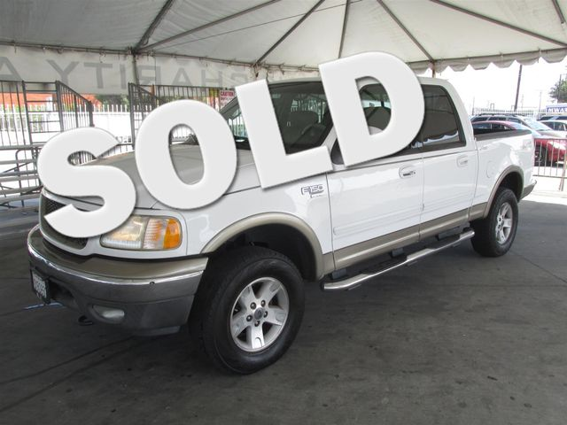 2002 Ford F-150 Lariat Please call or e-mail to check availability All of our vehicles are avai