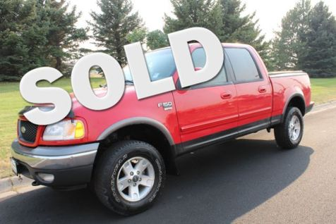 2002 Ford F-150 XLT in Great Falls, MT