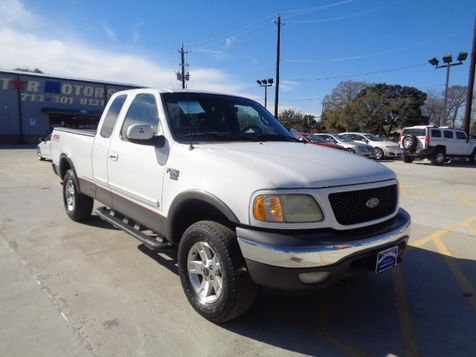 2002 Ford F-150 FX-4 in Houston
