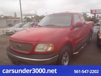 2002 Ford F-150 XLT Lake Worth , Florida