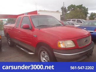2002 Ford F-150 XLT Lake Worth , Florida 1