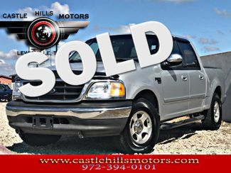 2002 Ford F-150 XLT - Crew Cab! | Lewisville, Texas | Castle Hills Motors in Lewisville Texas