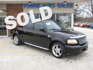 2002 Ford F-150 Harley Davidson | Medina, OH | Towne Cars in Ohio OH