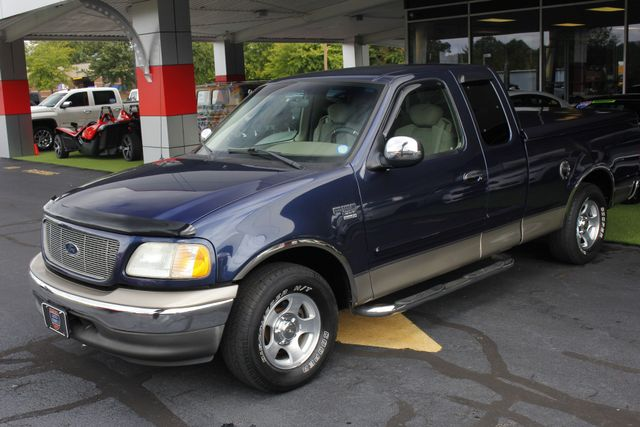 2002 Ford F-150 XLT SuperCab RWD -  V8 - BUCKET SEATS! Mooresville , NC 21