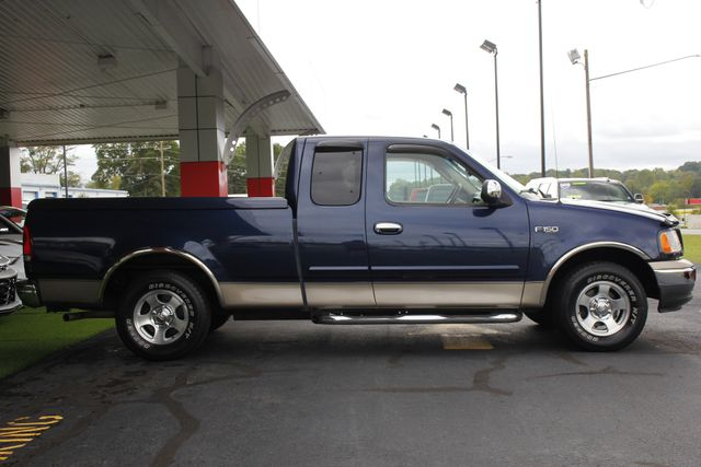 2002 Ford F-150 XLT SuperCab RWD -  V8 - BUCKET SEATS! Mooresville , NC 12