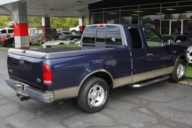 2002 Ford F-150 XLT SuperCab RWD -  V8 - BUCKET SEATS! Mooresville , NC 22