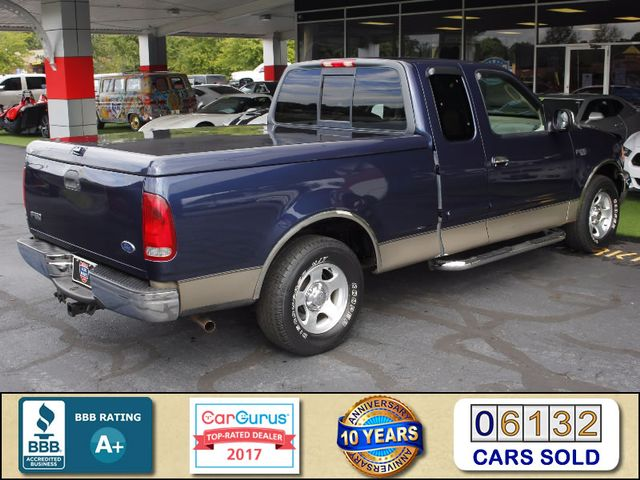 2002 Ford F-150 XLT SuperCab RWD -  V8 - BUCKET SEATS! Mooresville , NC 2