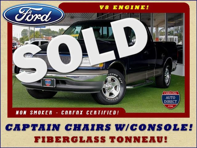 2002 Ford F-150 XLT SuperCab RWD -  V8 - BUCKET SEATS! Mooresville , NC 0