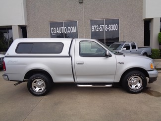 2002 Ford F-150 XL in Plano Texas