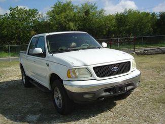 2002 Ford F-150 Lariat San Antonio, Texas 3