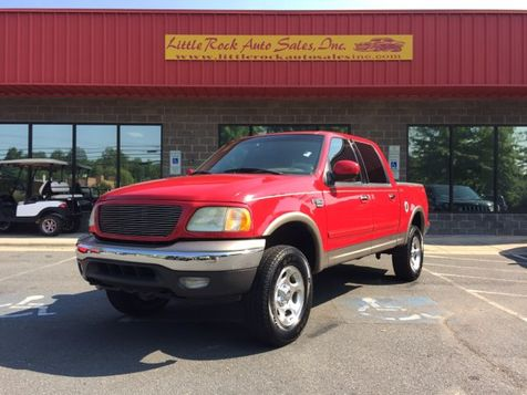 2002 Ford F150 Lariat 4X4 in Charlotte, NC