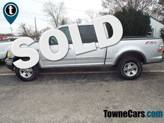 2002 Ford F150 SUPERCREW | Medina, OH | Towne Auto Sales in ohio OH