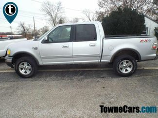 2002 Ford F150 SUPERCREW   Medina, OH   Towne Auto Sales in Ohio OH