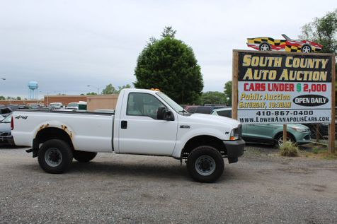 2002 Ford F350 SRW SUPER DUTY in Harwood, MD