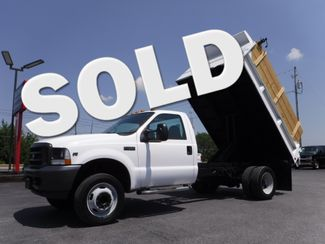 2002 Ford F450 11FT Dump 2wd in Lancaster, PA PA