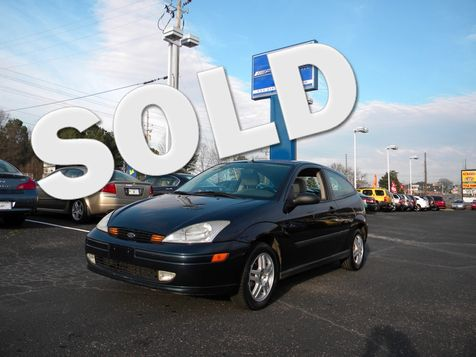 2002 Ford Focus ZX3 Base in dalton, Georgia