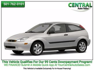 2002 Ford Focus ZX3 Base | Hot Springs, AR | Central Auto Sales in Hot Springs AR
