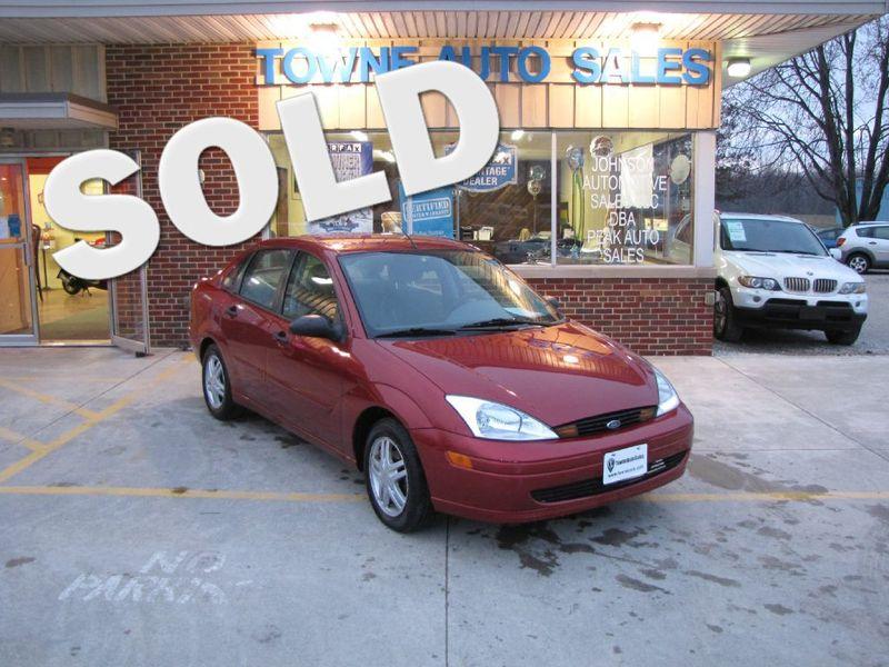 2002 Ford FOCUS SE | Medina, OH | Towne Cars in Medina OH