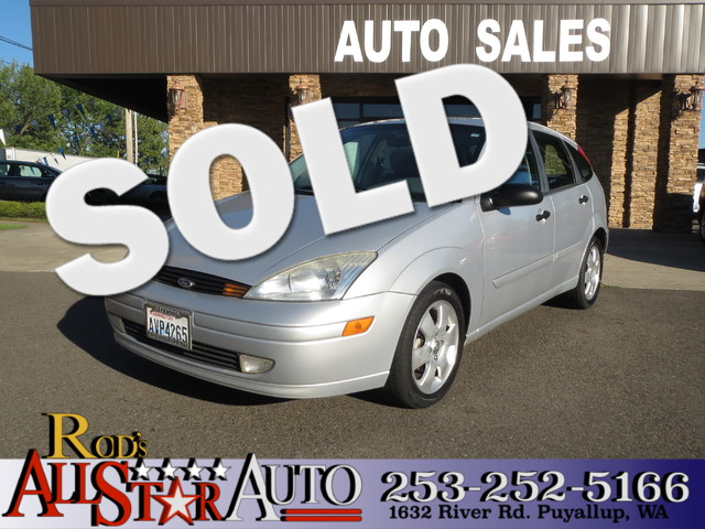 2002 Ford Focus ZX5 The CARFAX Buy Back Guarantee that comes with this vehicle means that you can
