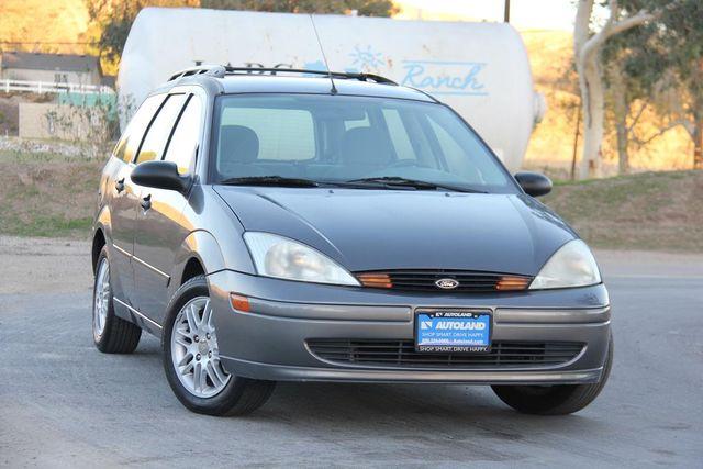2002 Ford Focus ZTW Santa Clarita, CA 3