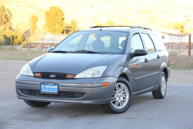 2002 Ford Focus ZTW Santa Clarita, CA 4