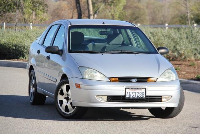 2002 Ford Focus ZTS Santa Clarita, CA 3