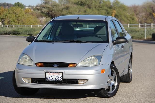 2002 Ford Focus ZTS Santa Clarita, CA 4