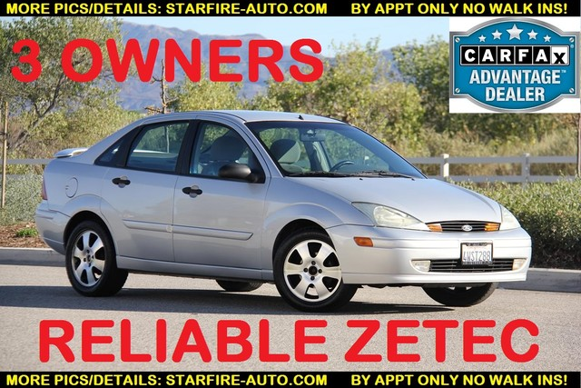 2002 Ford Focus ZTS Santa Clarita, CA 0