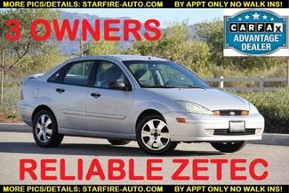 2002 Ford Focus ZTS Santa Clarita, CA