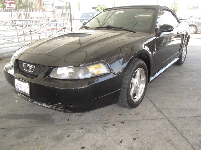 2002 Ford Mustang Deluxe Please call or e-mail to check availability All of our vehicles are av