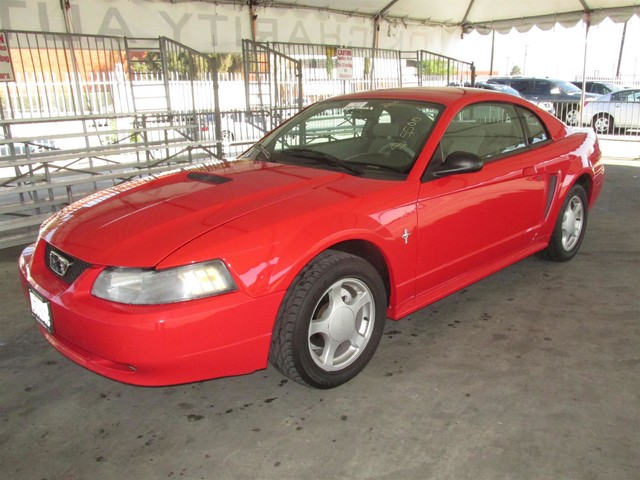 2002 Ford Mustang Standard Please call or e-mail to check availability All of our vehicles are