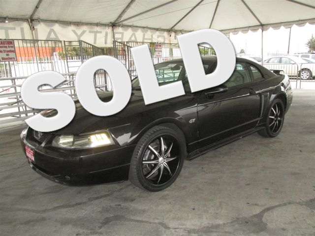 2002 Ford Mustang GT Deluxe Please call or e-mail to check availability All of our vehicles are