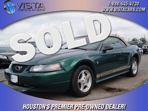 2002 Ford Mustang Deluxe in Houston, Texas