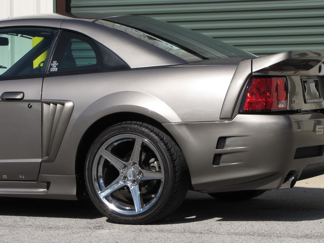 2002 Ford Mustang GT Premium Jacksonville , FL 8