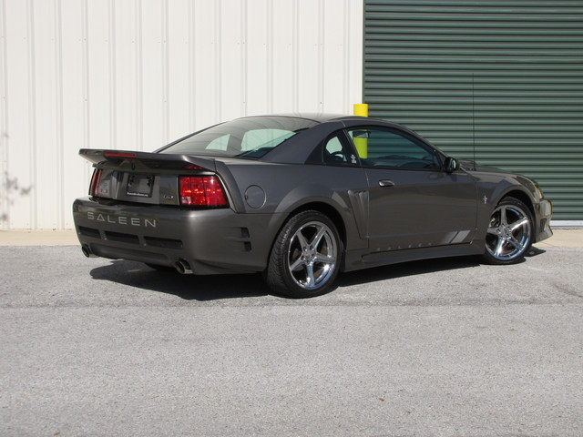 2002 Ford Mustang GT Premium Jacksonville , FL 3